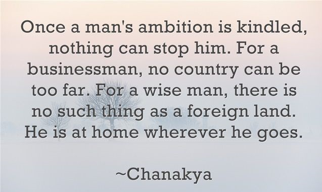 Best chanakya quotes