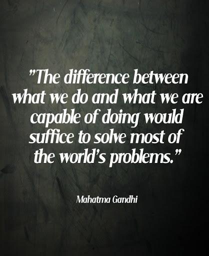 mahatma gandhi quotes on education